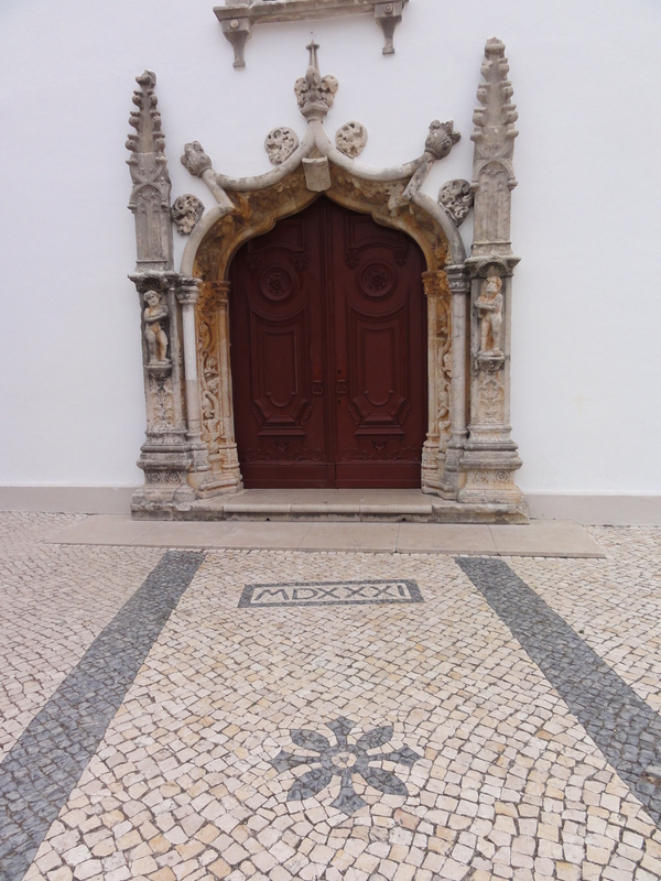 Arruda dos Vinhos 16th century church gate