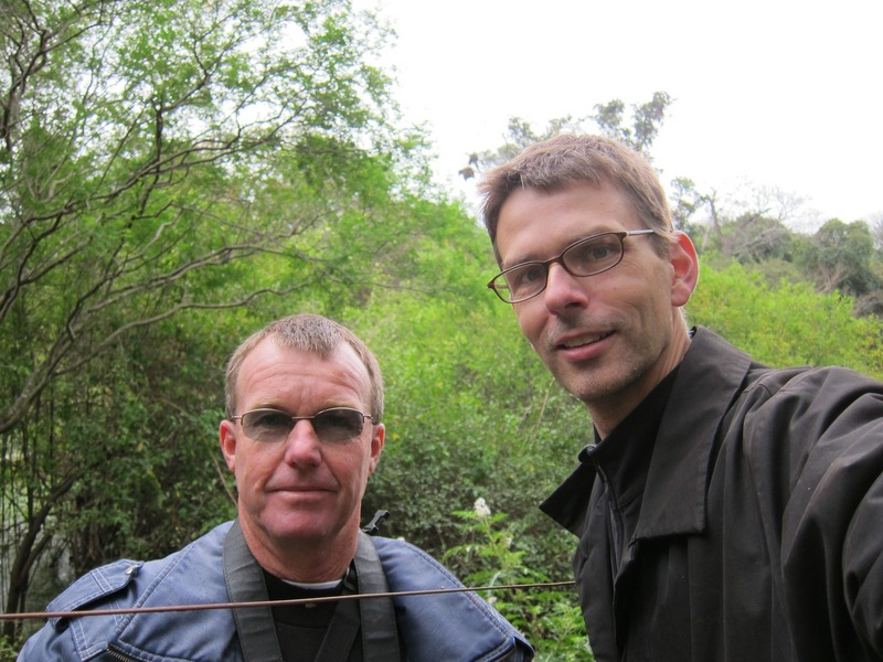 Norbert Epp (left), Eric Boschmann (right)