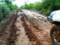 #7: Camino después de la precipitaciones. Road after rains