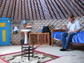 #11: Inside the Yurt