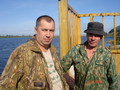 #5: Vladimir and boatman Valery Pestov