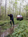 #8: Measuring water road
