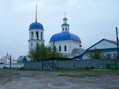 #10: Церковь в Куртамыше/Church in Kurtamysh