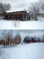 #7: Нежилая деревня Осинники/Osinniki, abandoned village
