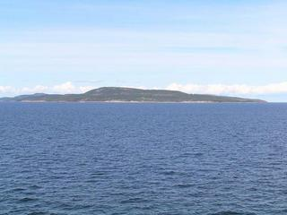 #1: Gogland Island seen from the confluence
