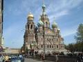 "#5: the ""Cathedral on the Blood"" at Mikhailovskiy Garden"