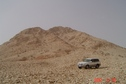 #7: al-Sa'ira mountain is the biggest of the quartz mountains on the Arabian peninsula and it is 20 km to the West of the Confluence.