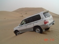 #7: Difficulty of moving by car on the sands