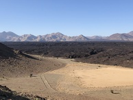 #10: View on the Lava Field