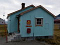 #7: World's most northerly post office 7 km S of confluence