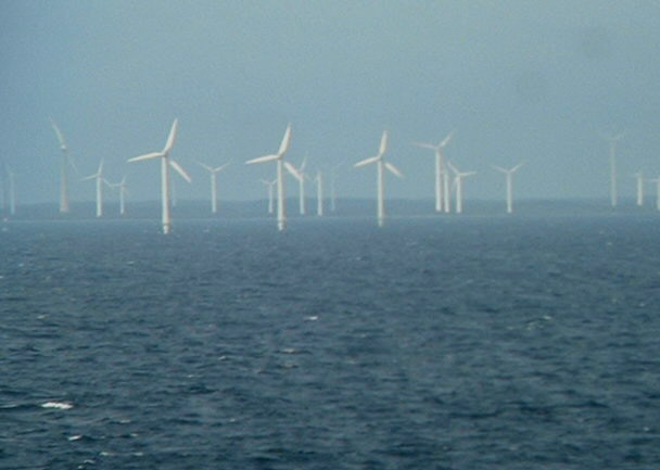 Wind Rotors in the Gulf of Burgsvik