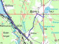 #6: Map of the area
