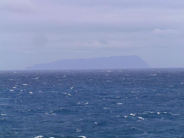View to SE – Inaccessible Island