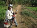 #10: The motorbike taxi that got us close to our target