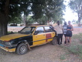 #8: Our taxi from Kaolack