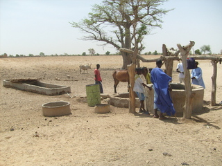 #1: A well in Istiga Amadou, about 9 km southeast of the Confluence