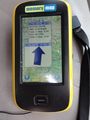 #2: GPS screen