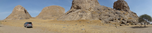 #1: Elephant Rock panoramic view