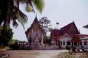 #7: Temple in village less than 1km from confluence