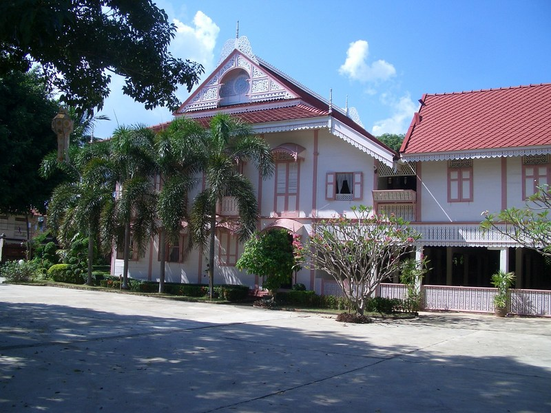 Vongburi House in Prae