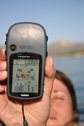 #5: GPS (and Polly, trying not to drown...)