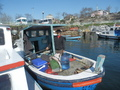 #9: Fisherman and boat