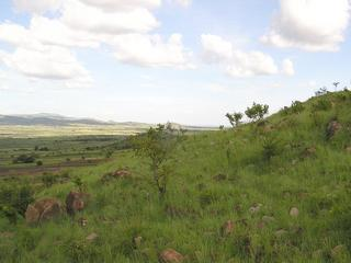 #1: The view of 2S 34E, just north of the Serengeti's Western corridor