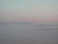 #3: Dunes above the early morning fog