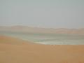 #2: Looking north across the intra-dune area to the big dunes