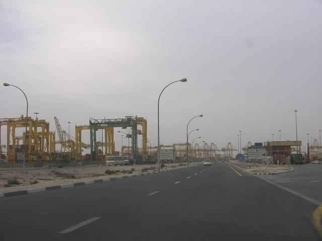 Jabal `Aliy Free Trade Zone