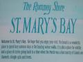 #2: Welcome to St.Mary´s Bay