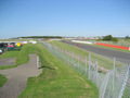 #10: Alan watches race cars at Silverstone (about 5 miles from the confluence).