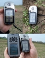 #6: GPS readings - E & W at the same time!