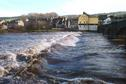 #4: River South Tyne in flood