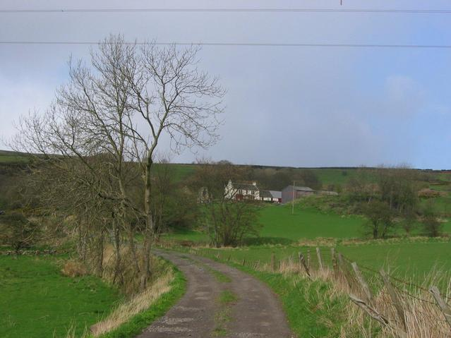 Distant view from 700m location