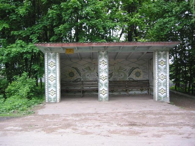 Meduvata bus shelter