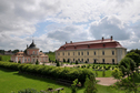 #9: Inner court of Zolochiv castle