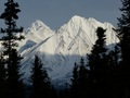 #6: looking east at some of the Alaska Range mountains...