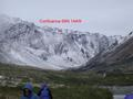 #7: Confluence ridge from our camp the morning after our visit.