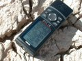#3: The GPS on the ground in its natural dry state
