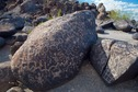 #7: The Painted Rock petroglyphs, north of the confluence point