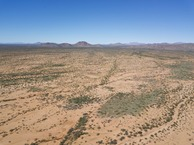#8: View North from 120m above the point
