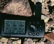 #3: My GPS receiver's display at the confluence point