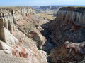#8: Coal Mine Canyon 300 meters north of confluence