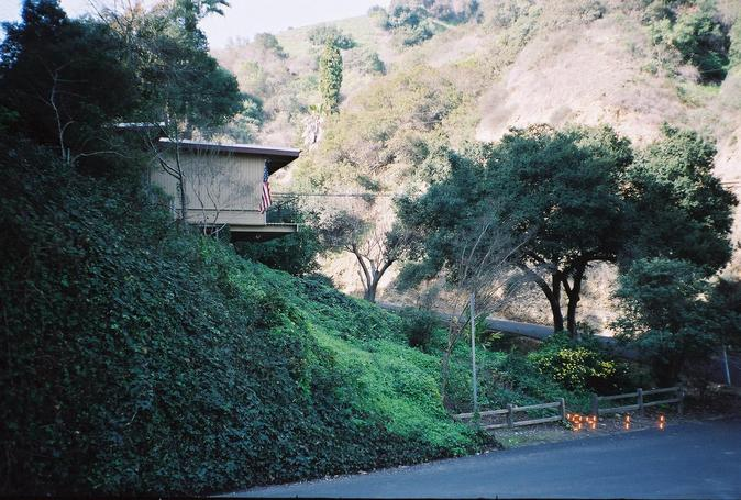 A home very near the confluence.