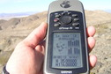 #7: GPS receiver at confluence point.