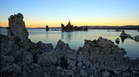 #4: Another view (HDR) of Mono Lake, just after sunset.  (The confluence point lies off the left side of this photo.)
