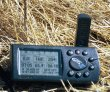 #5: My GPS receiver's display at the confluence point