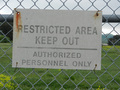 #2: KEEP OUT