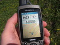 #6: GPS, showing coordinates and altitude